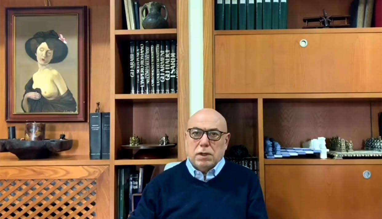 Intervista Antonio Faralla 6 maggio