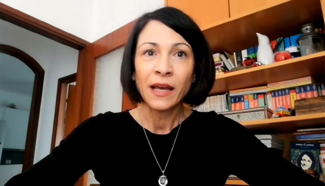 Intervista a Angela borghi 30 aprile