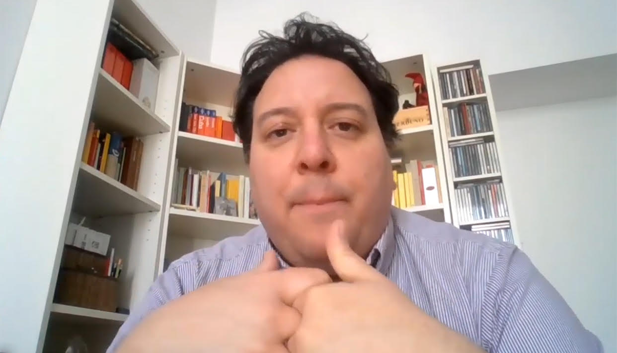 Intervista del 10 aprile a Matteo figura