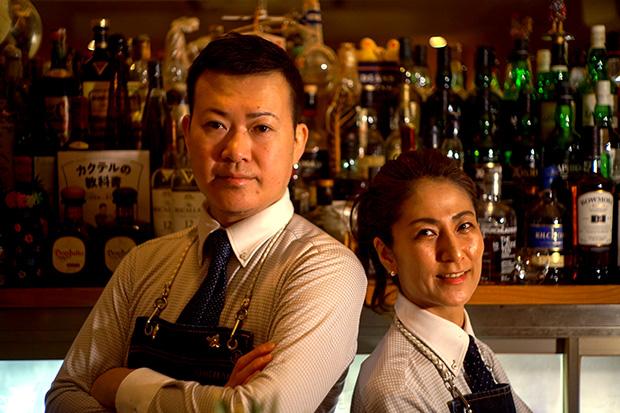 Takuo & Sumire Miyanohara