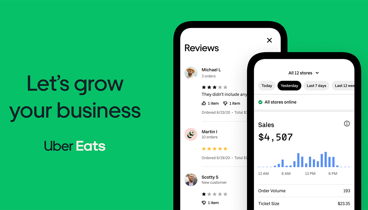 UberEats_Restaurant-Manager