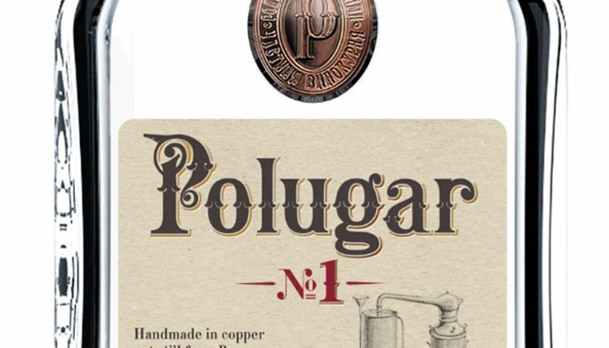 Vodka Polugar N.1