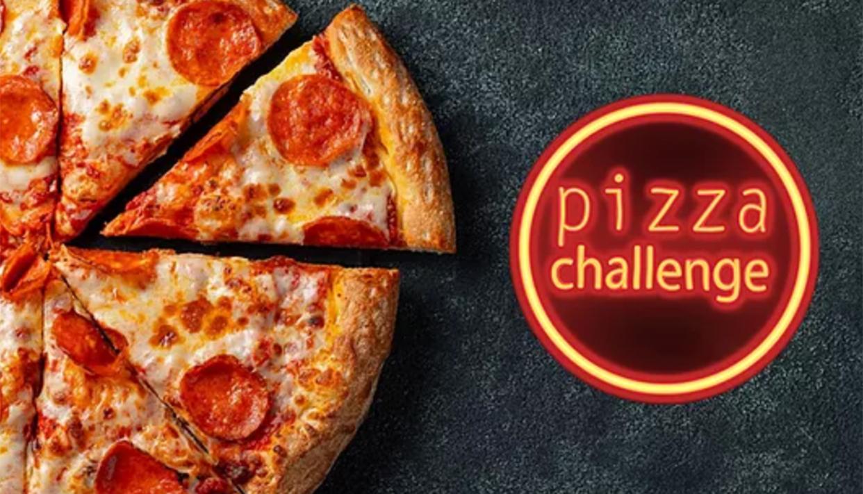 pizzachallenge