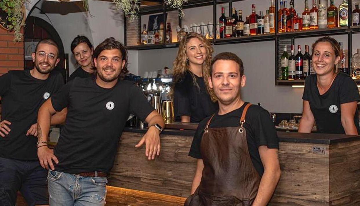 Jonathan Bergamasco+staff