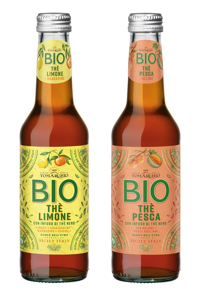 THE-bottiglie