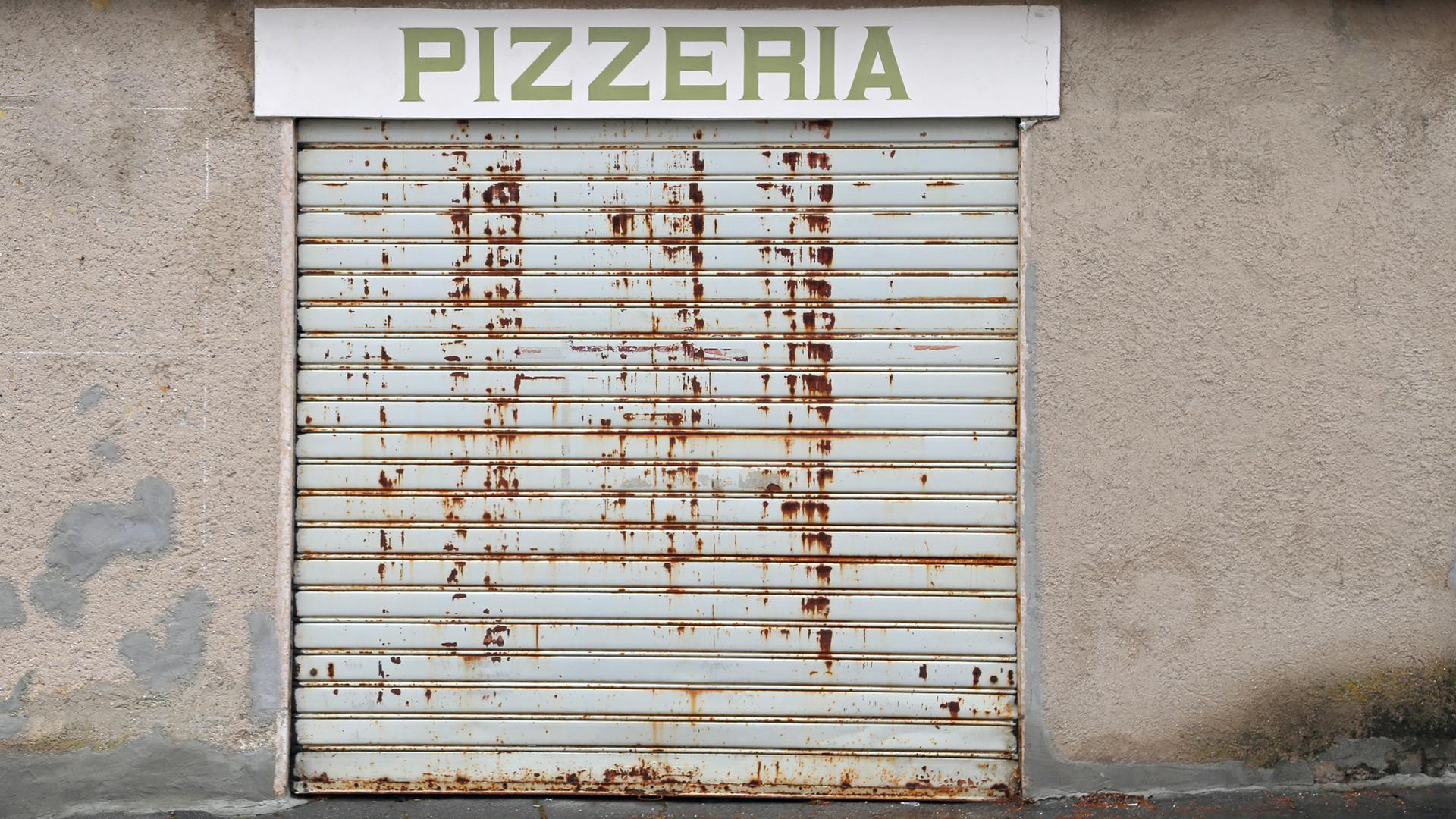 Pizzeria-chiusa